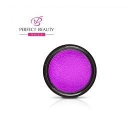 Polvo Brillo Violeta Mate Neon