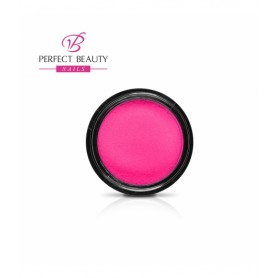 Polvo Brillo Rosa Neon Mate