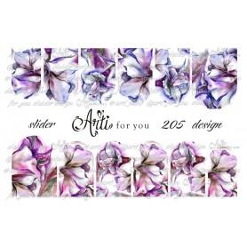 Slider Arti for you Número 205