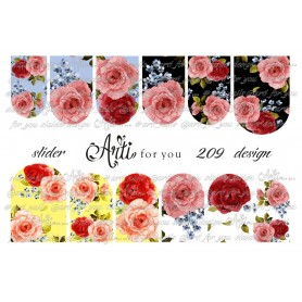 Slider Arti for you Número 209